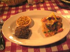 Prejean's, Lafayette LA - Catfish Catahoula