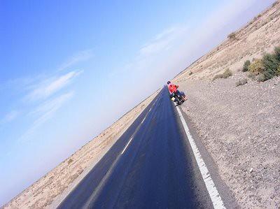 Sudamerica a pedal