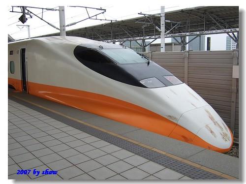台灣高鐵列車