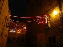 Jérusalem - Quartier chrétien Noël 2008