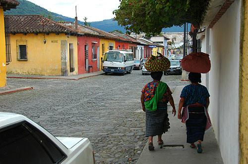 La Antigua  - 11 Streets of Antigua