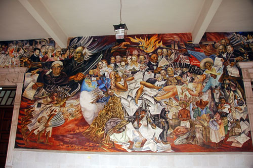 Aguascalientes - 02 - Mural