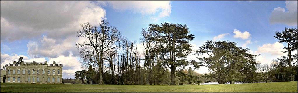 Compton Verney panorama