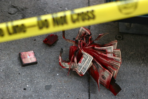 L.A. Bank Robbery