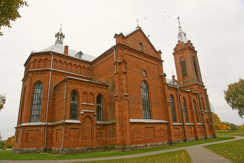 Žaslių Šv. Jurgio bažnyčia