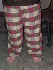Long Pajama Pants