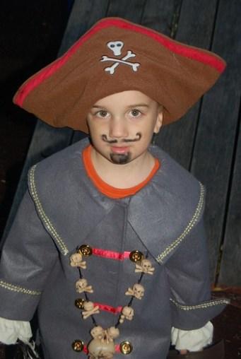 Pirate Jacob