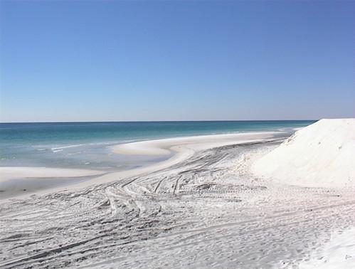 October at Ed Walline Beach, Santa Rosa Beach, Florida