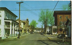Frenchtown NJ in the 1960's