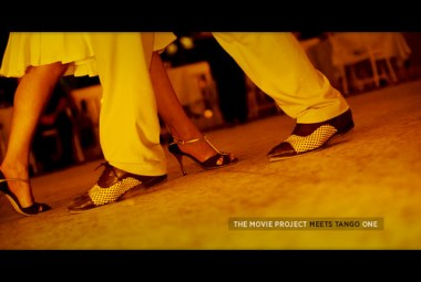 The Movie Project meets Tango: One