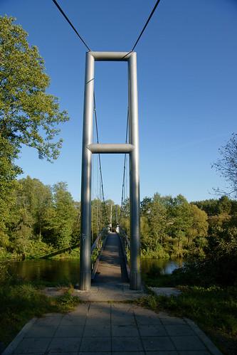 Tiltas per Žeimeną | Bridge over Žeimena