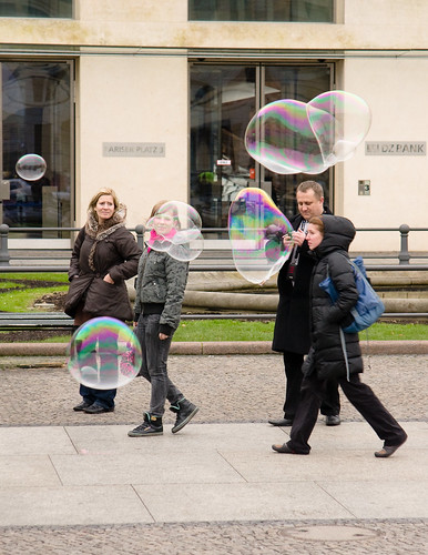 Burbulų antplūdis