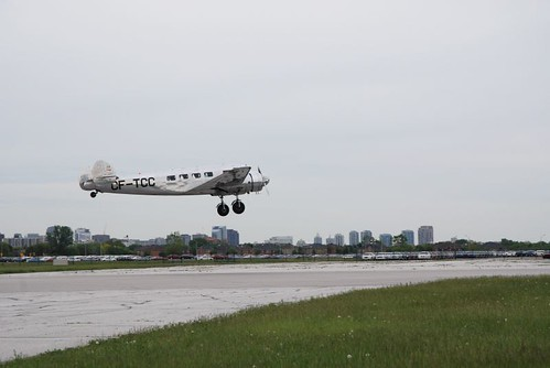 Lockheed 10A Electra CF-TCC