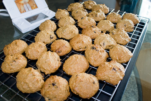 raisins oatmeal cookies