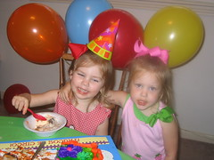 Abbie's B-Day Party