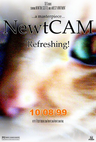 NewtCAM, the Movie
