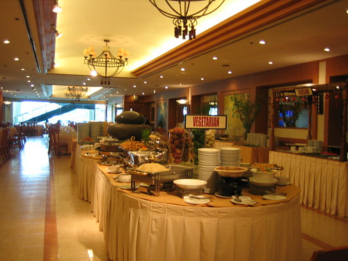Grand Convention Lunch Buffet for P275/pax