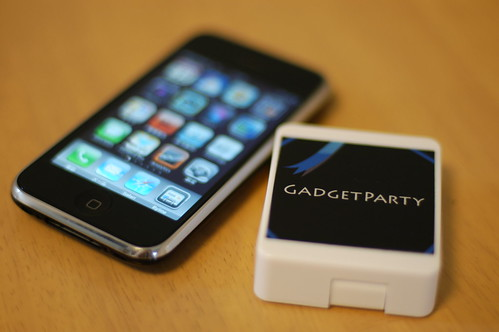 Gadget Party ステッカー
