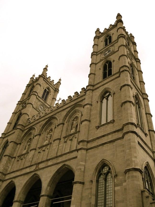 Basilique Notre-Dame de Montréal (c. 1823)