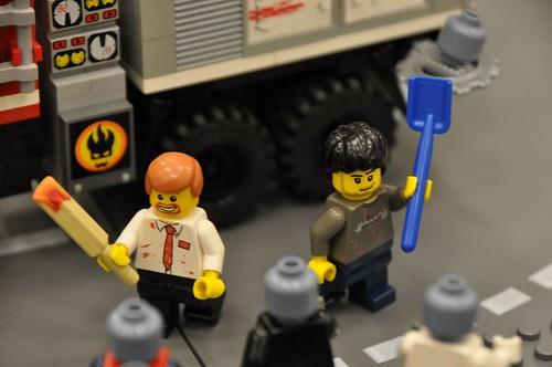 Zombie Apocafest 2009 - Shaun & Ed