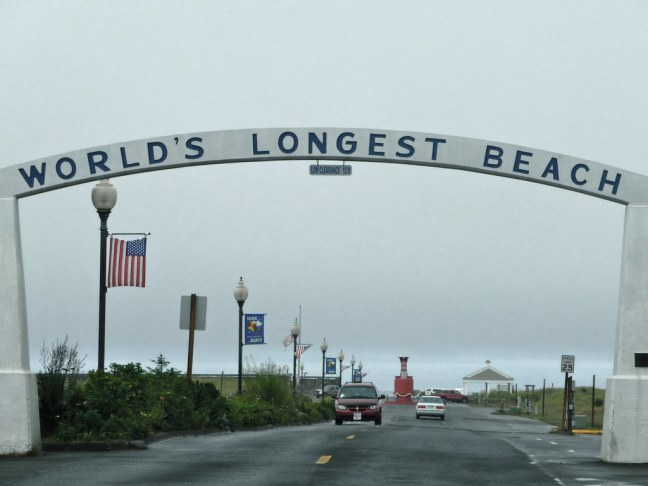 "Long Beach, Oregon is apparently home to the ""World's Longest Beach"""