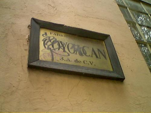 Fabrica de Coyoacán