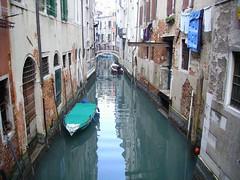 Una giornata primaverile a Venezia