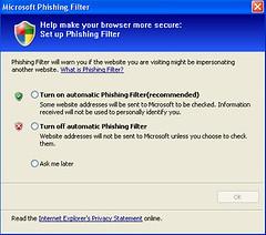 Filtro anti-phishing
