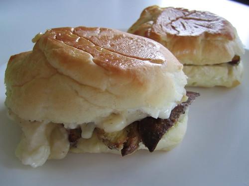 Poutine Sandwiches