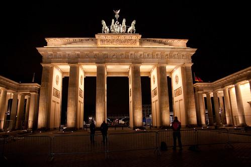 Brandenburgo vartai
