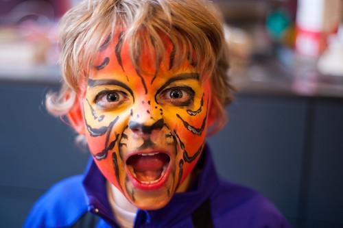 Jan is een tijger
