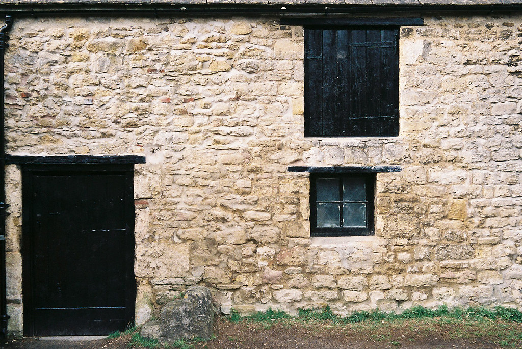 Croft wall