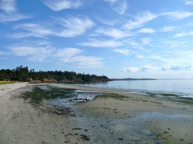 View at Weir's Beach RV Resort
