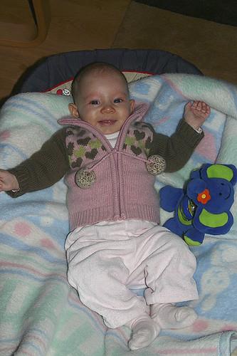 Tania @ 11 weeks