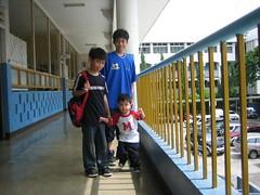 The Boys In Jesuit School