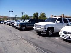 Parkplatz Gemeinde
