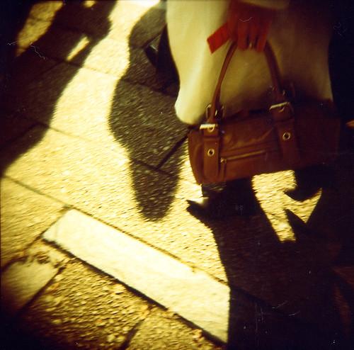 Walking back