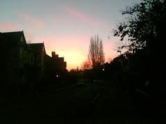 candy floss sunrise