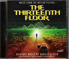 The Thirteenth Floor US Soundtrack