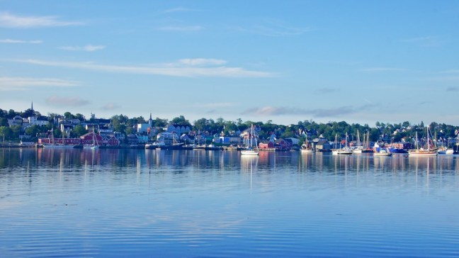 Downtown Lunenburg