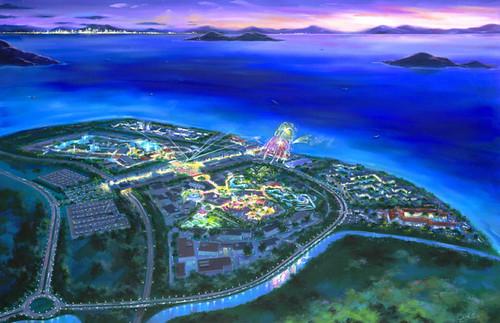 Disneyland Hong Kong Concept 1