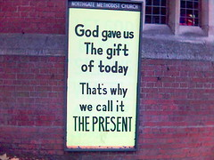 Methodist poster