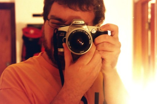 Me with Camera