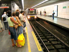 Mas del metro de Rio de Janeiro