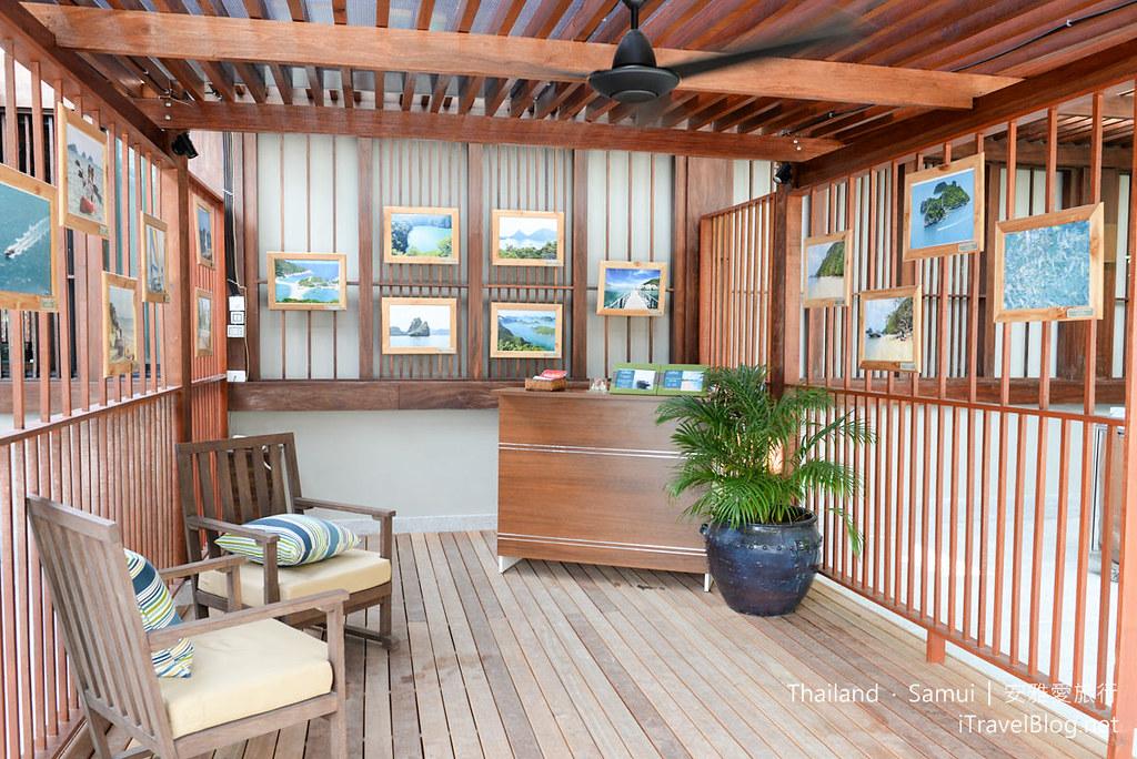 蘇美島酒店 InterContinental Samui Baan Taling Ngam Resort 07