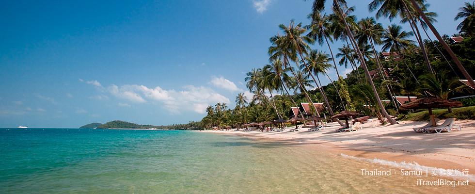 蘇美島酒店 InterContinental Samui Baan Taling Ngam Resort 14