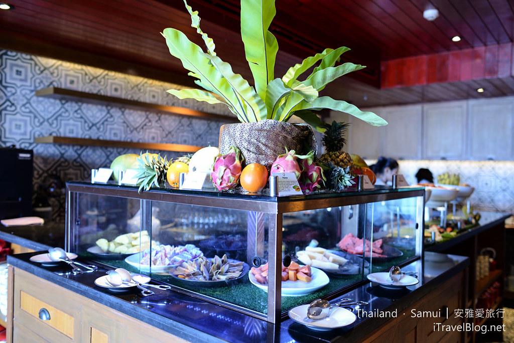 蘇美島酒店 InterContinental Samui Baan Taling Ngam Resort 30