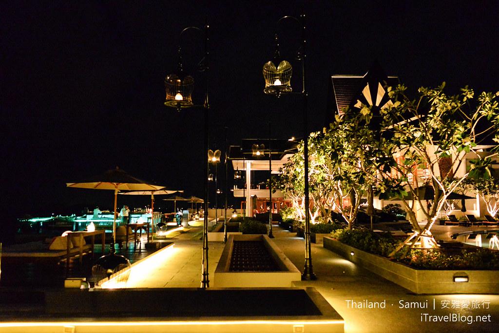 蘇美島酒店 InterContinental Samui Baan Taling Ngam Resort 58