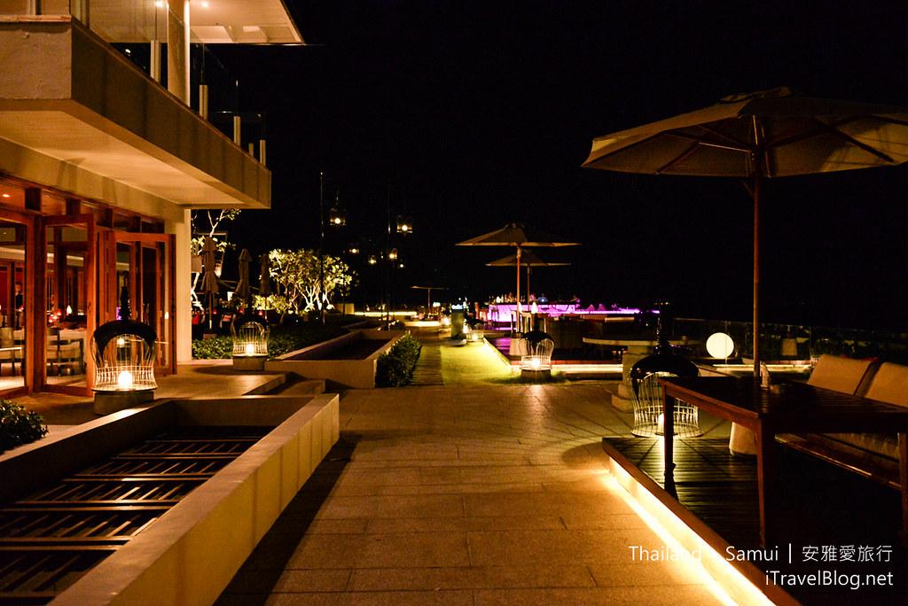 蘇美島酒店 InterContinental Samui Baan Taling Ngam Resort 55