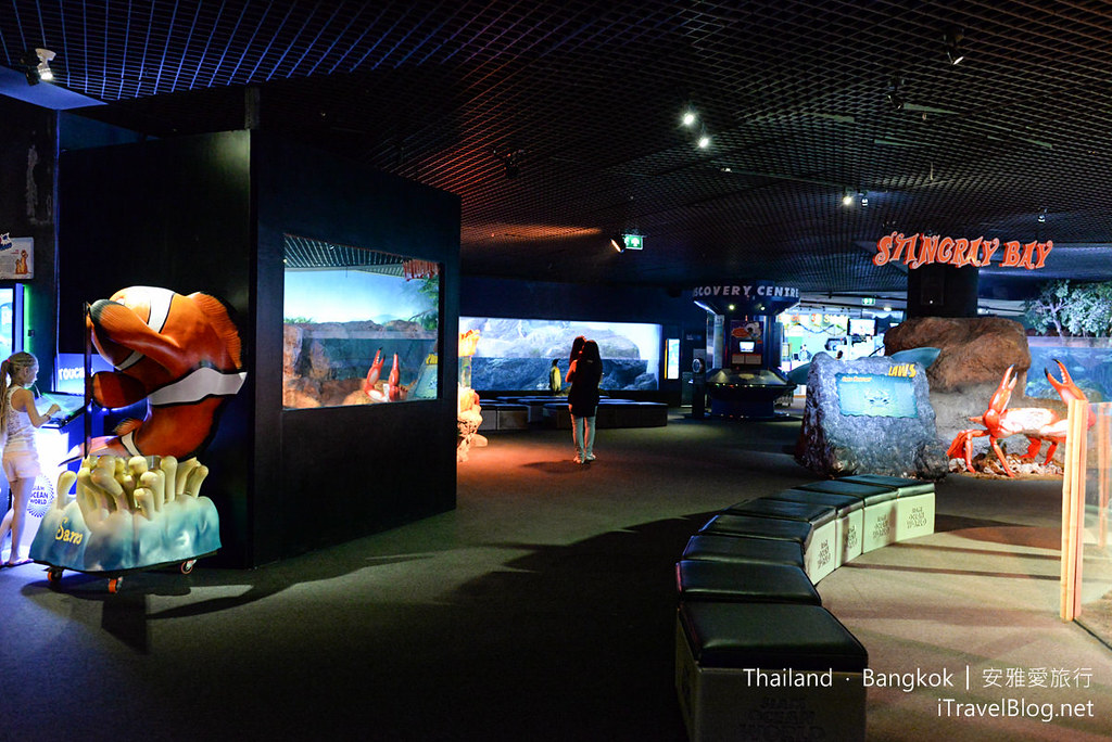 Siam Ocean World Bangkok 35